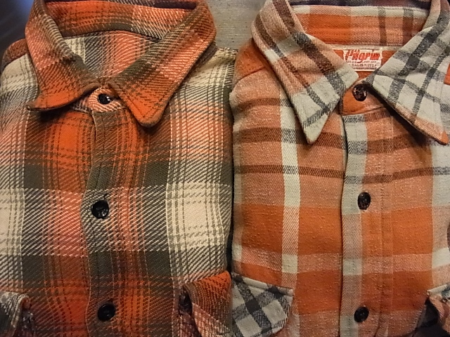 1月2日入荷商品!winter king ,plgrim などヘビーネルシャツ!_c0144020_1081574.jpg