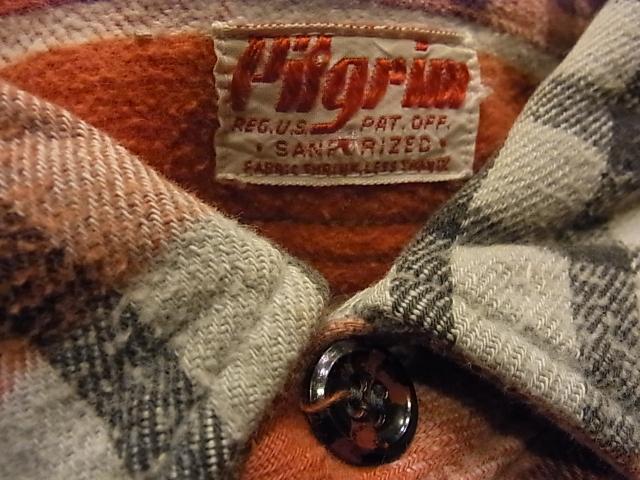 1月2日入荷商品!winter king ,plgrim などヘビーネルシャツ!_c0144020_1081858.jpg