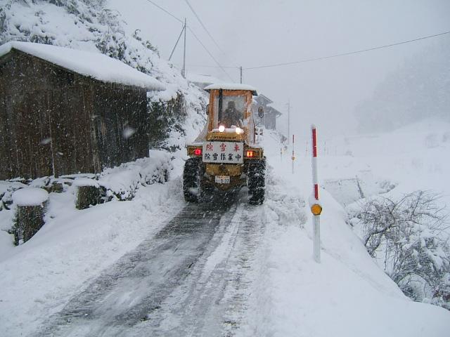 大雪と「いずも八山椒のこの一年」_c0220321_939513.jpg