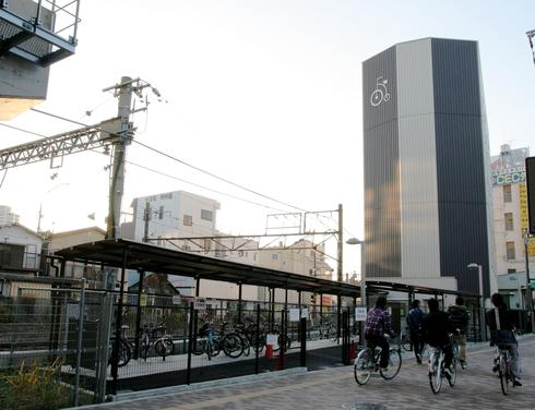 川崎市の2つの駐輪場_c0225121_14412998.jpg