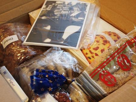 ショコラミルクジャムとドイツからの贈り物_e0167593_20583.jpg