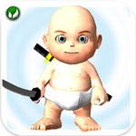 iPhone無料アプリ|Baby Ninja_d0174998_0593398.jpg