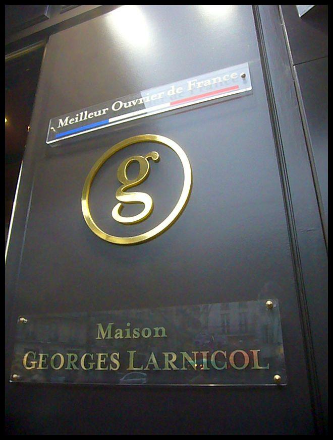 【新規OPEN】Maison Georges Larnicol (Paris)_a0014299_236492.jpg