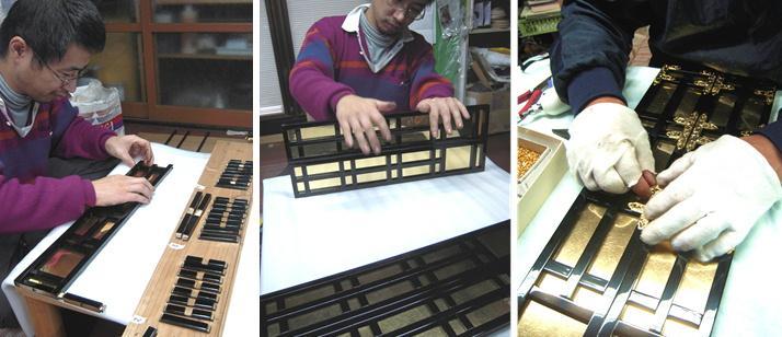 林幽寺のお厨子の修理 その20 完成 2010.12.30_c0213599_154630.jpg