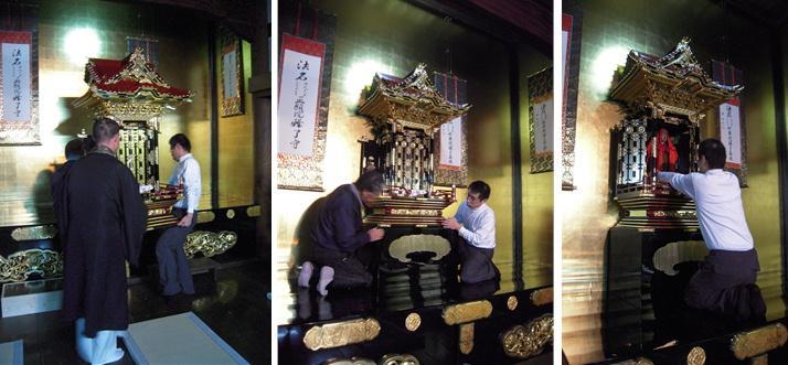 林幽寺のお厨子の修理 その21 納品 2010.12.30_c0213599_2261441.jpg