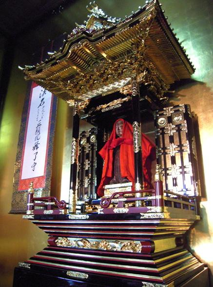 林幽寺のお厨子の修理 その21 納品 2010.12.30_c0213599_2262381.jpg