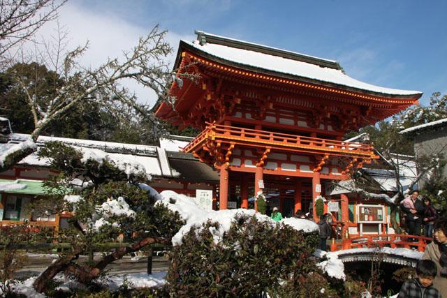 初詣 上賀茂神社_e0048413_20524341.jpg