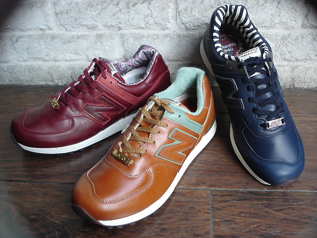 new balance M576[Made in U.K. Pub collection] & DENTS GLOVES !!_a0132147_23195579.jpg