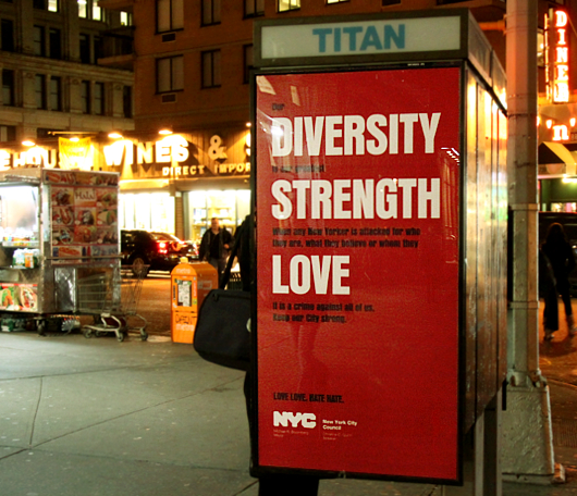 Our DIVERSITY is our greatest STRENGTH. LOVE LOVE. HATE HATE._b0007805_14165524.jpg