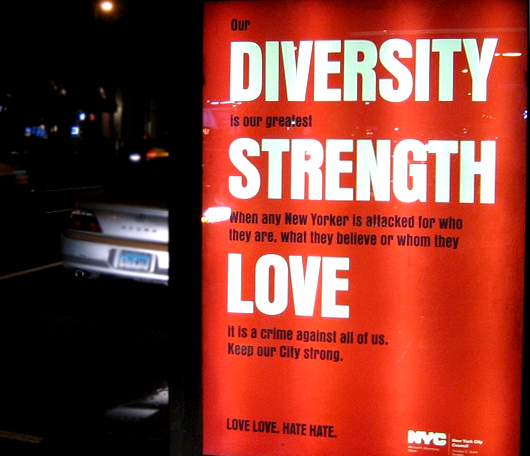 Our DIVERSITY is our greatest STRENGTH. LOVE LOVE. HATE HATE._b0007805_14171350.jpg