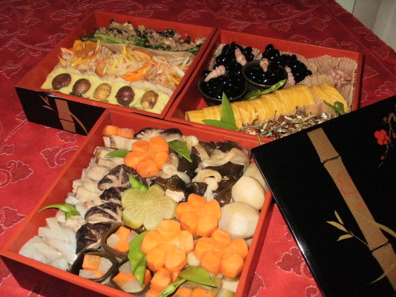 Osechi in NY お節クラスとお節料理のご紹介♪_f0095325_1335398.jpg