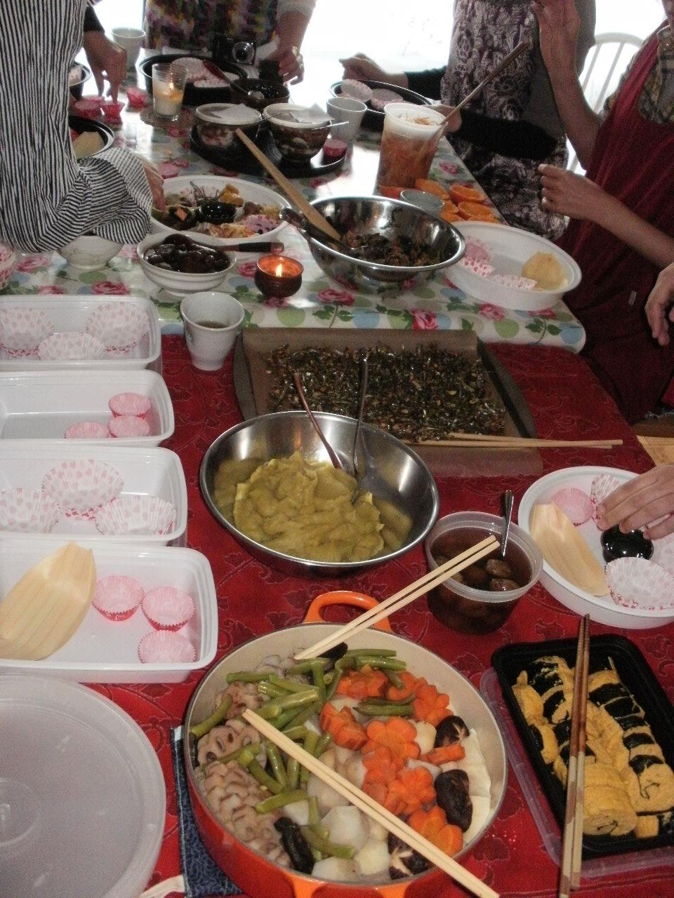 Osechi in NY お節クラスとお節料理のご紹介♪_f0095325_13481068.jpg