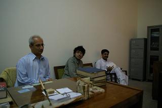 南アジア先史・原史考古学への道:ペシャワール編(その1) すべてはここから始まった!_a0186568_8442945.jpg