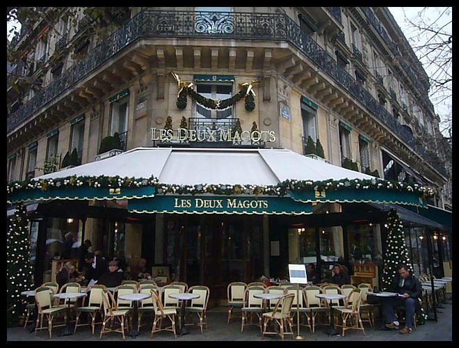 【パリ】年末:年始の街角のキャフェ・レストラン(Paris)_a0014299_1894972.jpg