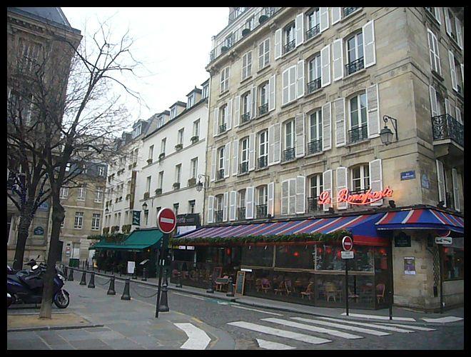 【パリ】元旦のサンジェルマン界隈(Paris)_a0008105_18382773.jpg