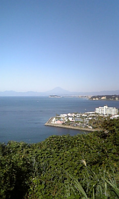1月3日 初夢の中の富士の色_c0195909_22163754.jpg