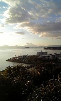 1月3日 初夢の中の富士の色_c0195909_22165881.jpg