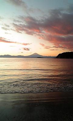1月3日 初夢の中の富士の色_c0195909_22171749.jpg