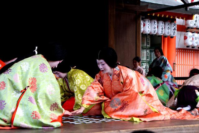八坂神社 かるた始め式_e0048413_2021465.jpg