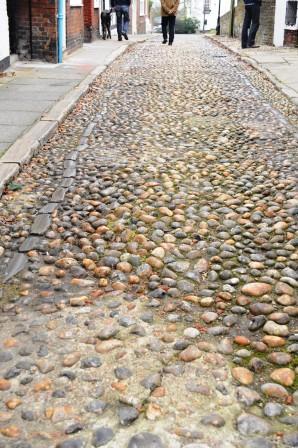 かわいい町Ryeで♪新年初散歩☆_d0104926_1483532.jpg