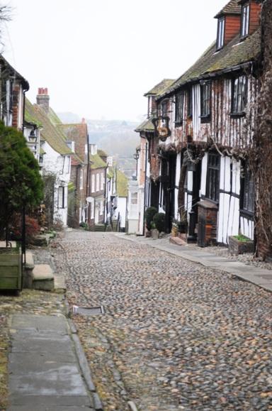 かわいい町Ryeで♪新年初散歩☆_d0104926_154114.jpg