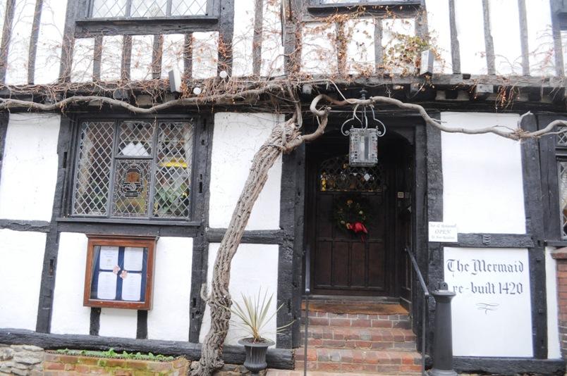 かわいい町Ryeで♪新年初散歩☆_d0104926_1555467.jpg