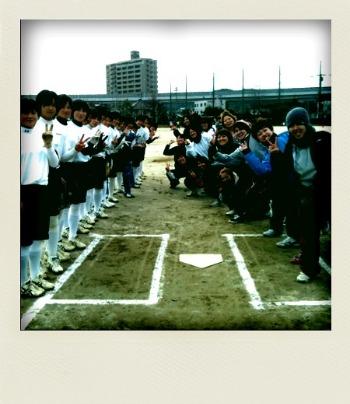 ソフトボール部新年会_e0170671_2349402.jpg