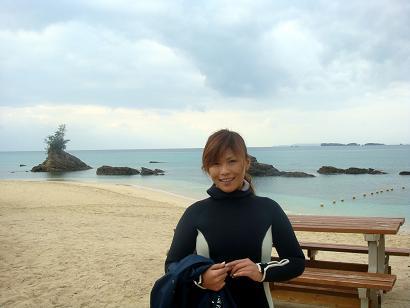 沖縄にきたらダイビング!!_a0156273_15565883.jpg