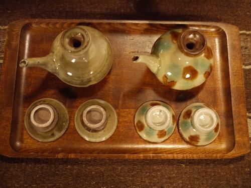沖縄の器 'やちむん焼'が届きました。_f0226293_23535820.jpg