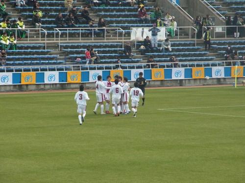 2011-01 高校サッカー選手権3回戦 那覇西vs久御山_e0006700_21112722.jpg