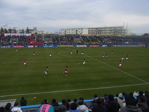 2011-02 高校サッカー選手権3回戦 日章学園vs静岡学園_e0006700_22155111.jpg