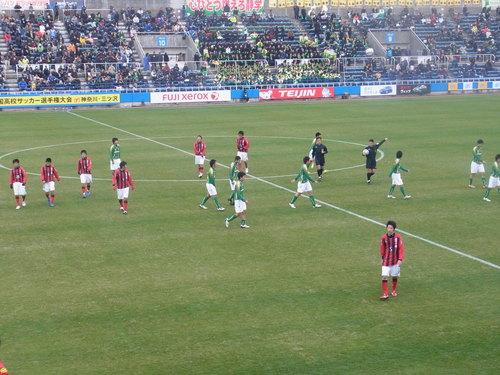 2011-02 高校サッカー選手権3回戦 日章学園vs静岡学園_e0006700_22164810.jpg