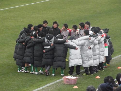 2011-02 高校サッカー選手権3回戦 日章学園vs静岡学園_e0006700_22171630.jpg