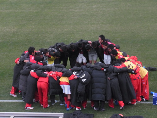 2011-02 高校サッカー選手権3回戦 日章学園vs静岡学園_e0006700_2217353.jpg