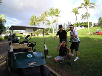それぞれが自分との戦いのゴルフ・・・。_d0091909_1150317.jpg