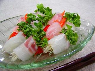 ♪新鮮 発芽野菜通信「狛犬」♪_d0063218_22433751.jpg