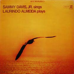 Sammy Davis,Jr.sings Laurindo Almeida plays (reprise RS-6236)_d0102724_171611.jpg