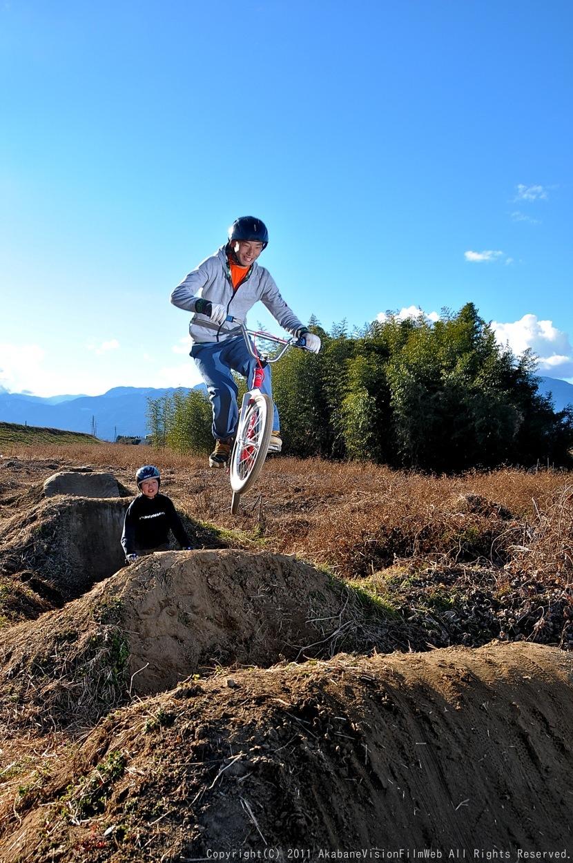 2011トレイル詣で  新春KFトレイルの風景...その2_b0065730_18171733.jpg