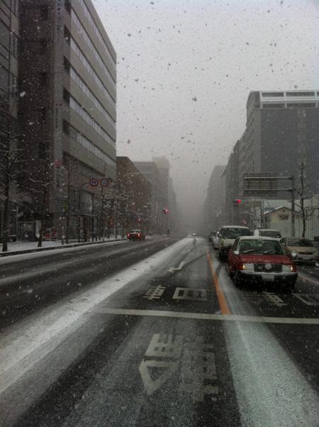 雪。_e0170538_1954770.jpg