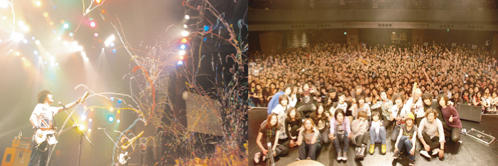 the pillows presents【COUNTDOWN BUMP SHOW!! 2010→2011】O-EASTでカウントダウ ン_e0197970_10411430.jpg