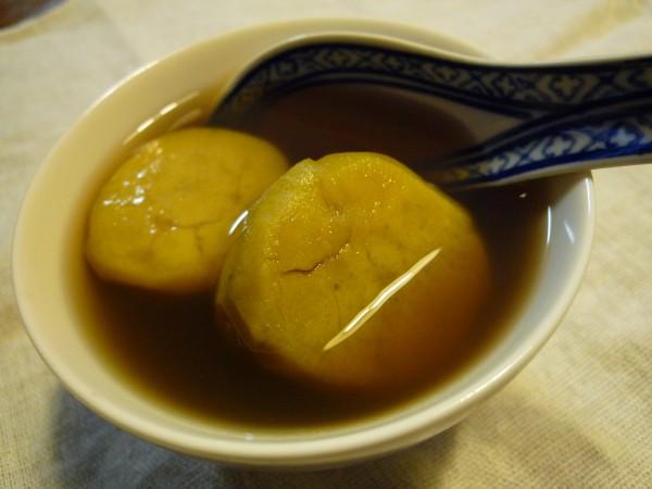 香港/広東 : 風邪をひいたら番薯糖水_e0152073_201433100.jpg