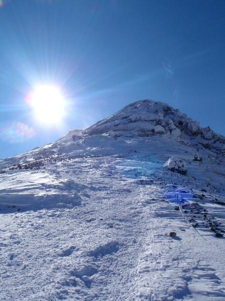 お正月登山-八ヶ岳 赤岳日帰り_c0177814_19384515.jpg