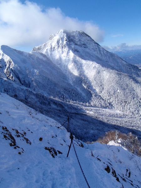 お正月登山-八ヶ岳 赤岳日帰り_c0177814_19543794.jpg