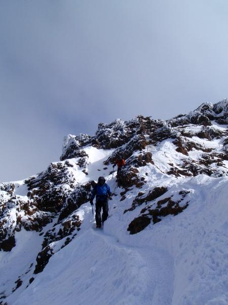 お正月登山-八ヶ岳 赤岳日帰り_c0177814_19571225.jpg