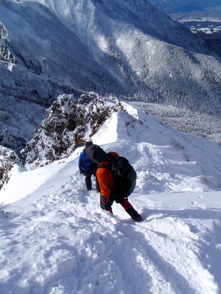お正月登山-八ヶ岳 赤岳日帰り_c0177814_19573920.jpg