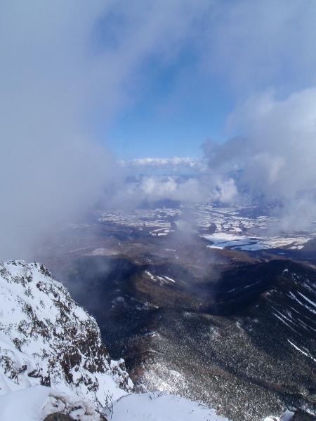 お正月登山-八ヶ岳 赤岳日帰り_c0177814_2024198.jpg
