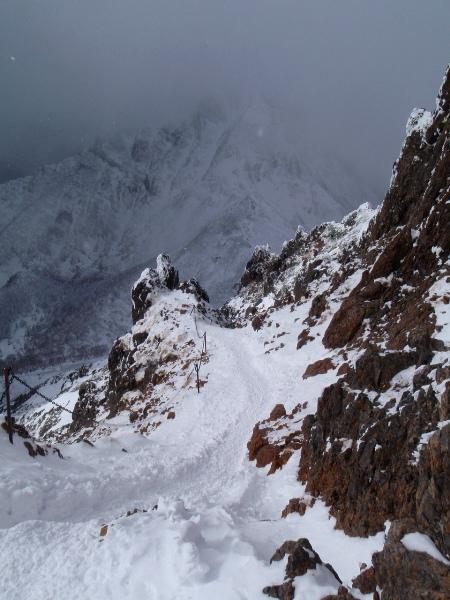 お正月登山-八ヶ岳 赤岳日帰り_c0177814_20242999.jpg