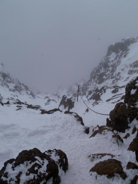お正月登山-八ヶ岳 赤岳日帰り_c0177814_2025328.jpg