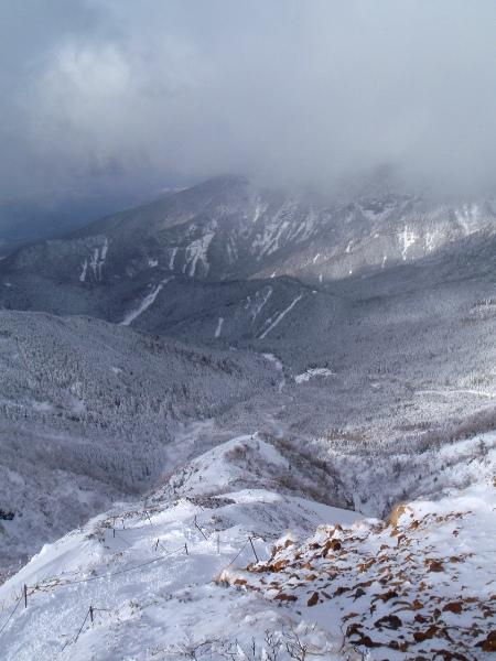 お正月登山-八ヶ岳 赤岳日帰り_c0177814_20265619.jpg