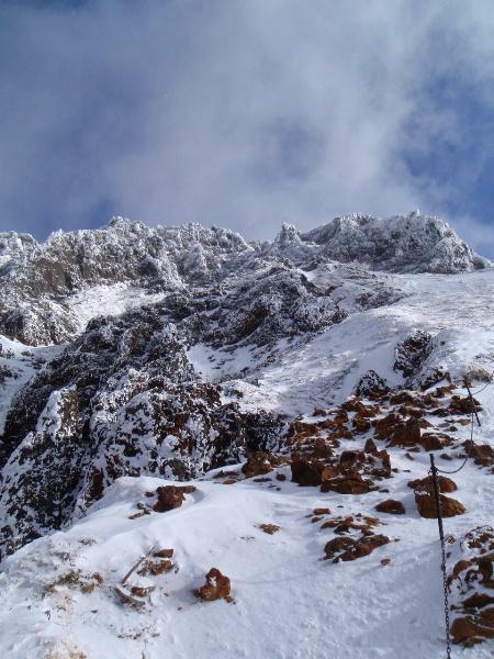 お正月登山-八ヶ岳 赤岳日帰り_c0177814_20274660.jpg